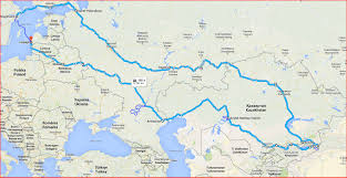 Russia And Central Asia Map by Central Asia U0026 Russia 2015