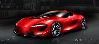 concept cars 2014 how gran turismo helped toyota design its