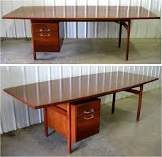 Cherry Wood Desk Modernist Furniture