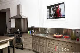 bandeau inox pour cuisine inox fr tous les éléments de cuisine