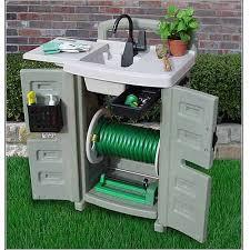 backyard gear outdoor sink backyard gear water center walmart com