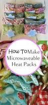 how to make microwavable heat packs diy clothing diy tutorial