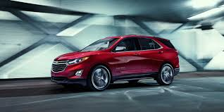 chevy vehicles 2018 chevrolet equinox vehicles on display chicago auto show