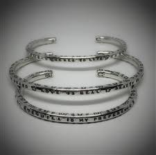 custom silver bracelets custom ordered silver bracelets