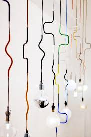 Cable Pendant Lighting Lighting Cable Jewellery Pendants By Volker Haug Lighting Is An