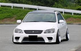 lexus is300 trd camber driven prolifik one