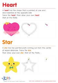free printable geometric shapes worksheets for preschool and kinderga u2026