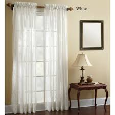 croscill hammond embroidered sheer curtain panels