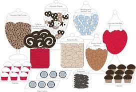 Candy Buffet Jars Cheap by Dessert Buffet Weddingbee Photo Gallery