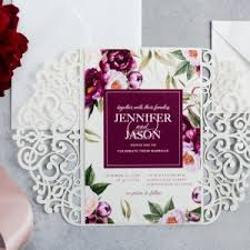 wedding invitation cards rustic wedding invitations with response cards