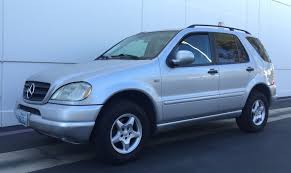 2001 mercedes ml320 used 2001 mercedes ml320 2 door at city cars warehouse inc
