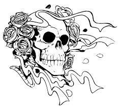 coloring pages of scary clowns creepy coloring pages