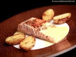 cuisine basse temperature philippe baratte dos de saumon cuisson basse température recette de cuisine avec