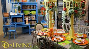 d living at disney springs is showcasing summer home décor a