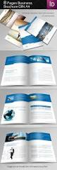 Business Templates For Pages 8 Page Business Brochure Business Brochure Brochures And