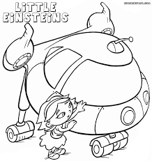 little einsteins coloring pages coloring pages to download and print