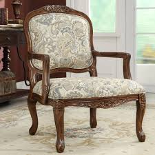 Upholstered Accent Chair Furniture Accent Chairs With Arms For Elegant Family Furniture