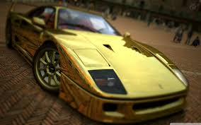 golden ferrari enzo ferrari wallpaper golden u2013 best wallpaper download