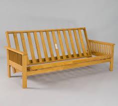 oak futon frame roselawnlutheran