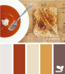 Autumn Color Schemes Autumn Comfort Color It Up Pinterest Autumn Color