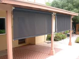 Outdoor Bamboo Shades For Patio by Patio Bamboo Patio Blinds Outdoor Balcony Deck 72quot Roll Up