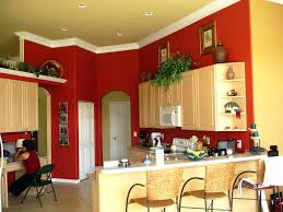 kitchen color ideas with cherry cabinets best kitchen paint colours cherry wood kitchen cabinets paint color