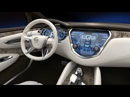 nissan pathfinder 2017 interior 2013 nissan resonance concept dashboard 1280x960 wallpaper
