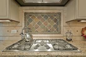 Kitchen Mural Backsplash Custom 80 Astounding Metal Backsplash Murals Decorating