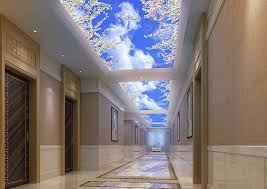 stunning led panels create realistic skylight scenes in rooms