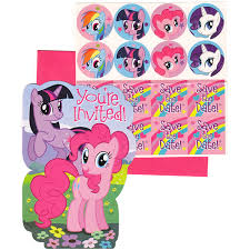 free my little pony invitations all the best invitation in 2017