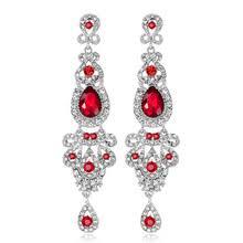 Chandelier Earrings Bridal Compare Prices On Chandelier Earrings Rhinestone Online Shopping
