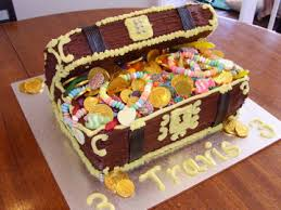 treasure chest cake cakesandcupcakes flickr