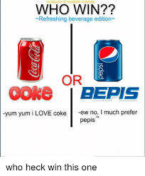 Bepis Meme - museum of modern memes who win refreshing beverage edition or