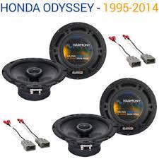 honda odyssey subwoofer honda odyssey 1995 2015 factory speaker replacement 2