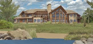 large home floor plans log home floor plans petenwell estate wisconsin homes architecture