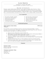 sample resume for international jobs sample of flight attendant resume free resume example and corporate flight attendant sample resume sample of customer service resume
