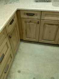 kraftmaid kitchen cabinet hardware try this distressed reclaimed look durango rustic maple in