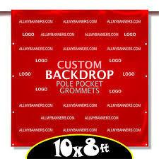 custom photo backdrop 8 x 10 step and repeat carpet backdrop custom banner ebay