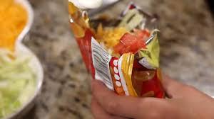 Coolest Doritos Bag Child U0027s Taco Bag Recipe Allrecipes