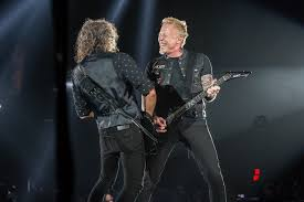 metallica seal the deal with volbeat during new york city show
