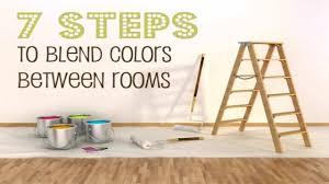 pictures of open floor plan paint colors youtube