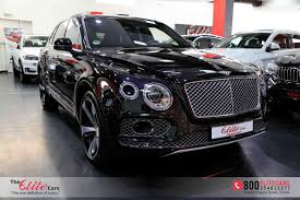 bentley bentayga 2015 bentley bentayga first edition the elite cars for brand new and