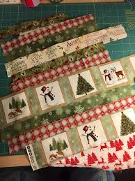 winter friends christmas stockings needle and foot