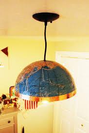 diy light pendant diy globe pendant light a and easy lighting upgrade