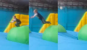 black friday bounce house horrifying bouncy house dangers exposed after boy disappears