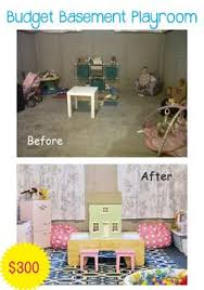 Cheap Basement Makeovers by Unfinished Basement Ideas For Making The Space Look And Feel Good
