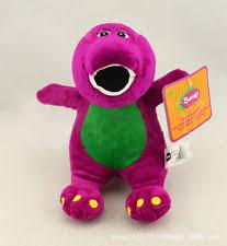 Barney And The Backyard Gang Doll Barney Dolls Ebay