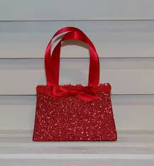 purse gift bags paper purse glitter paper purse gift bag favor box