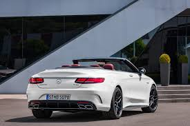 lexus convertible models 2018 2018 mercedes benz s class coupe and convertible roll out with