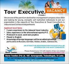 travelers careers images Warner travellers careers jpg